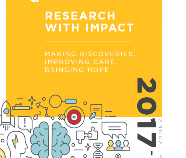 2017 Research with Impact Cover